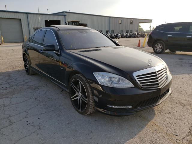 Mercedes-Benz salvage cars for sale: 2013 Mercedes-Benz S 550 4matic