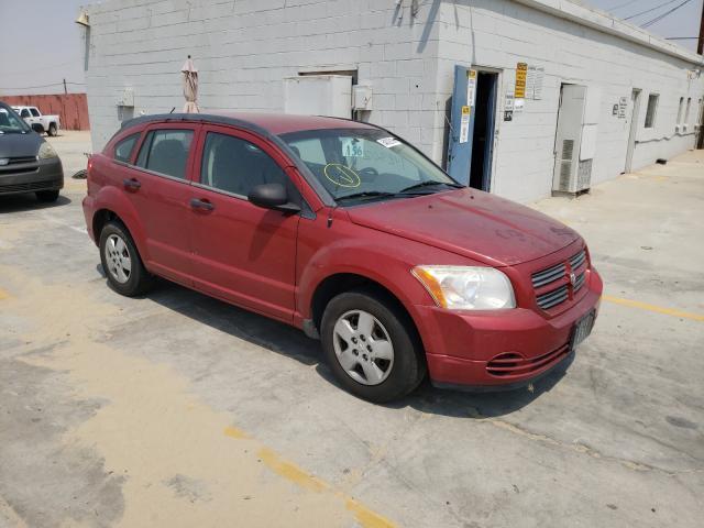 Vehiculos salvage en venta de Copart Sun Valley, CA: 2008 Dodge Caliber