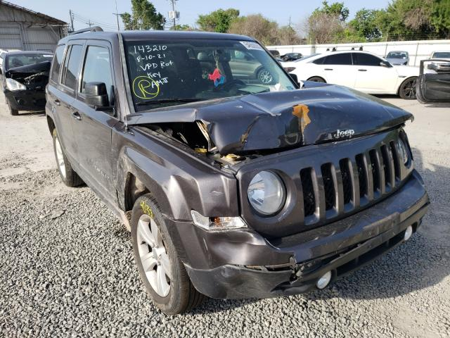 Salvage cars for sale from Copart Corpus Christi, TX: 2016 Jeep Patriot LA