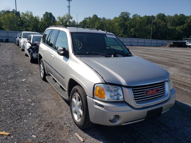 GMC Envoy salvage cars for sale: 2007 GMC Envoy