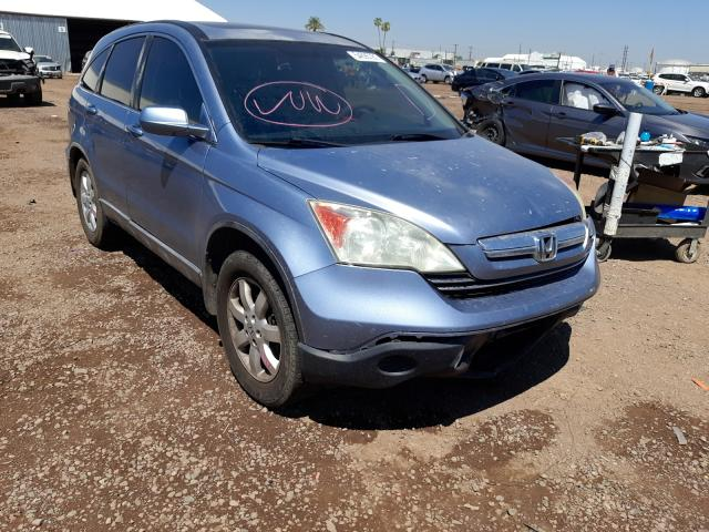 Salvage cars for sale from Copart Phoenix, AZ: 2007 Honda CR-V EXL