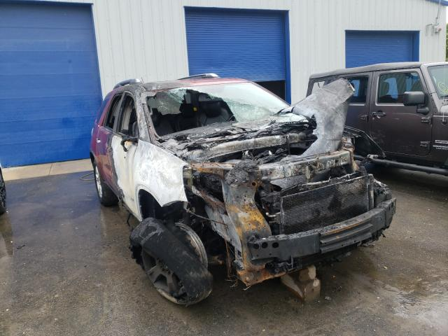 Salvage cars for sale from Copart Glassboro, NJ: 2009 GMC Acadia SLT