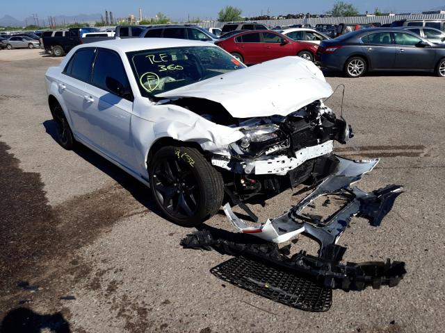Salvage cars for sale at Tucson, AZ auction: 2021 Chrysler 300 Touring