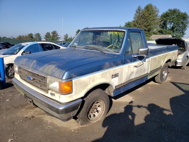 FORD F150 1989 1