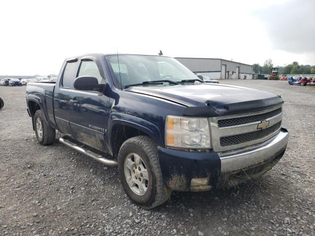 Vehiculos salvage en venta de Copart Leroy, NY: 2008 Chevrolet Silverado