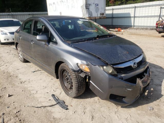 Vehiculos salvage en venta de Copart Midway, FL: 2011 Honda Civic
