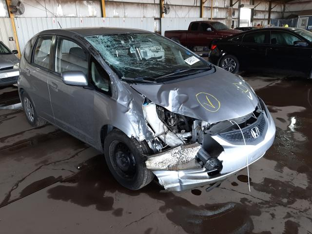 Salvage cars for sale from Copart Phoenix, AZ: 2013 Honda FIT
