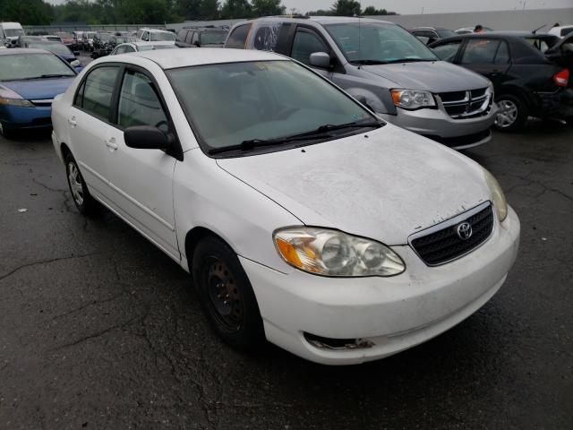 Vehiculos salvage en venta de Copart Pennsburg, PA: 2005 Toyota Corolla CE