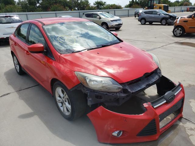 Vehiculos salvage en venta de Copart Wilmer, TX: 2012 Ford Focus SE