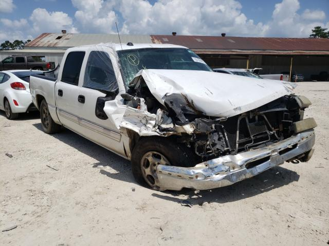 Salvage trucks for sale at Greenwell Springs, LA auction: 2004 Chevrolet Silverado