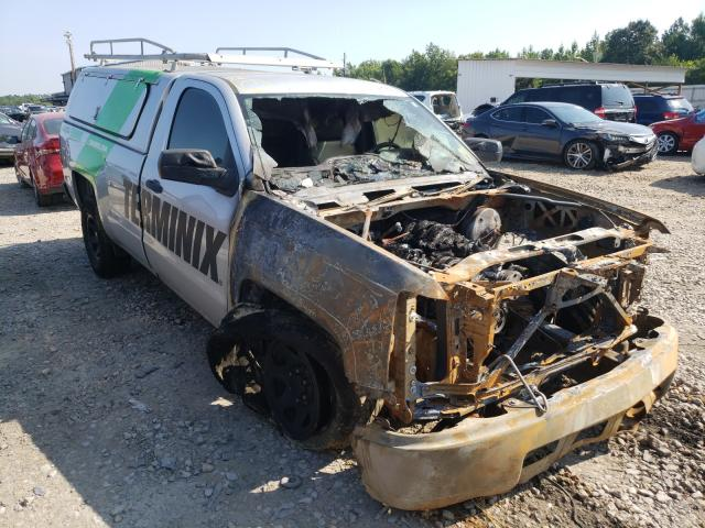 Vehiculos salvage en venta de Copart Memphis, TN: 2015 Chevrolet Silverado