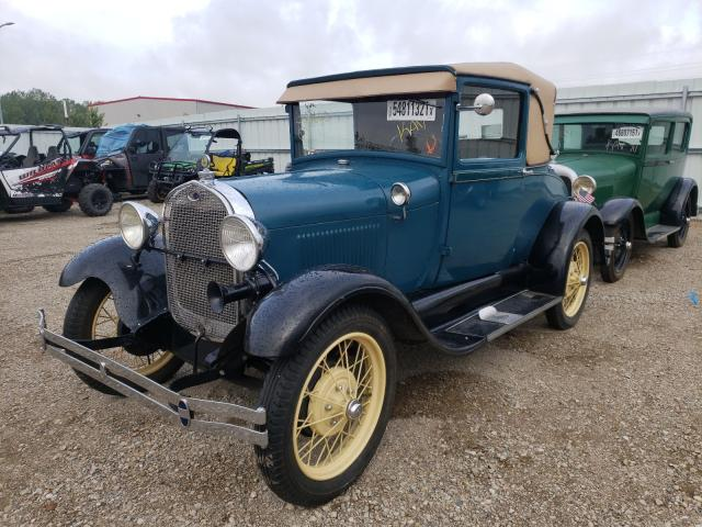 FORD MODEL A 1929 1