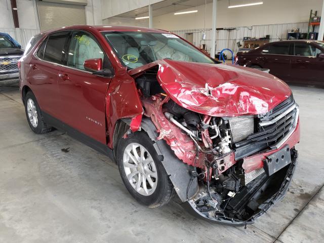 Vehiculos salvage en venta de Copart Avon, MN: 2018 Chevrolet Equinox LT