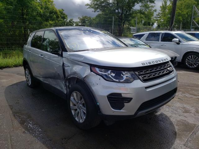 2018 LAND ROVER DISCOVERY SALCP2RX2JH760897