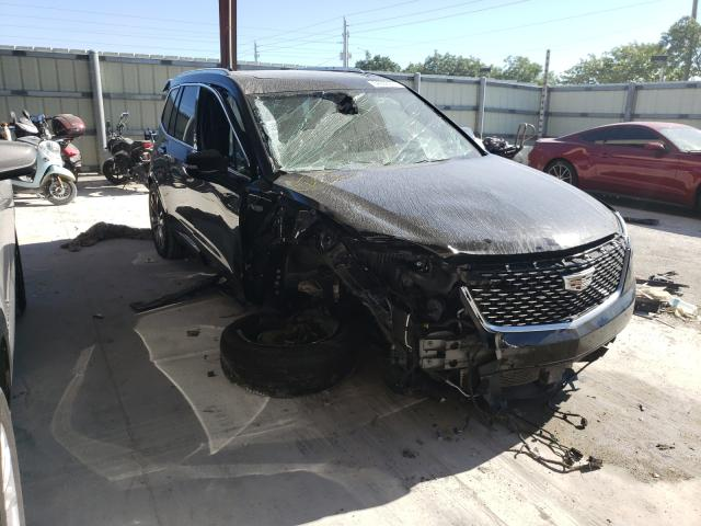 Salvage cars for sale from Copart Homestead, FL: 2020 Cadillac XT6 Premium