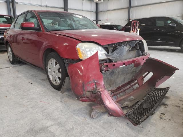 Salvage cars for sale at Greenwood, NE auction: 2005 Ford Five Hundr
