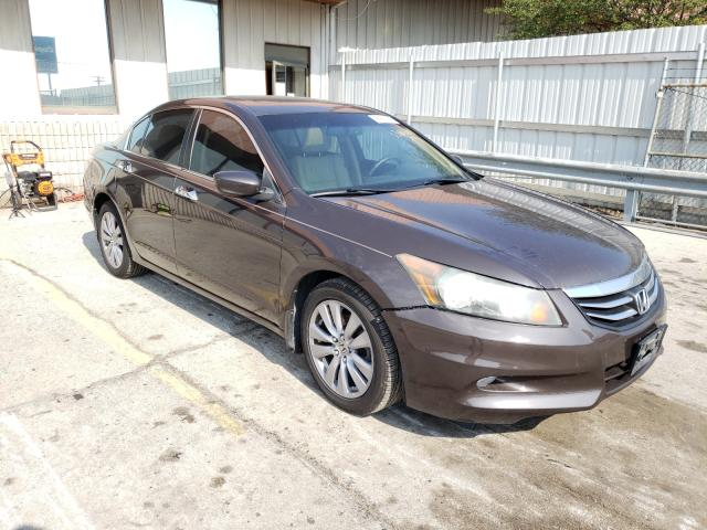 Flood-damaged cars for sale at auction: 2011 Honda Accord