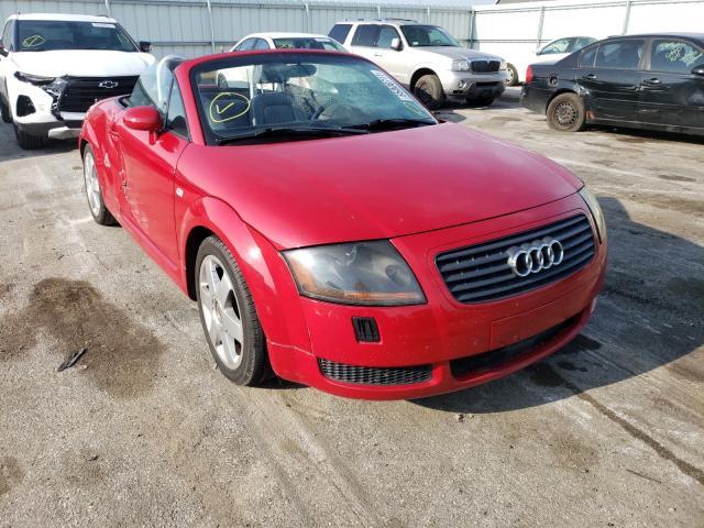 Audi TT salvage cars for sale: 2002 Audi TT