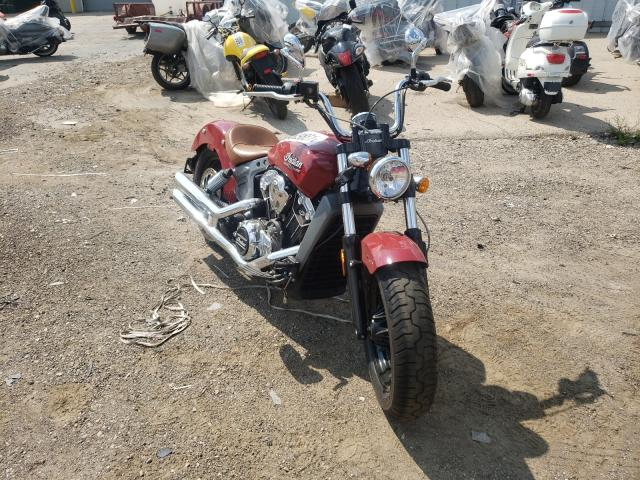 Indian Motorcycle Co. Scout salvage cars for sale: 2015 Indian Motorcycle Co. Scout