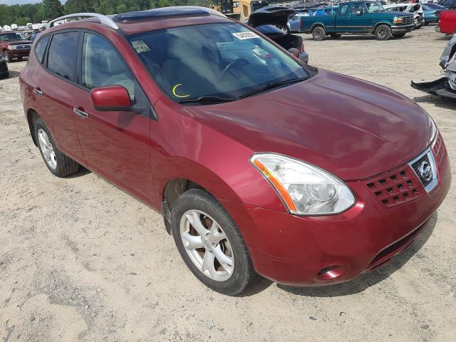 Salvage cars for sale at Conway, AR auction: 2010 Nissan Rogue