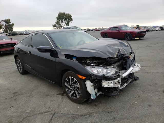 Vehiculos salvage en venta de Copart Martinez, CA: 2017 Honda Civic LX