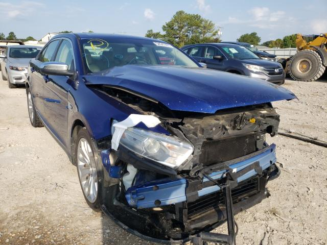 Salvage cars for sale at Florence, MS auction: 2013 Ford Taurus LIM