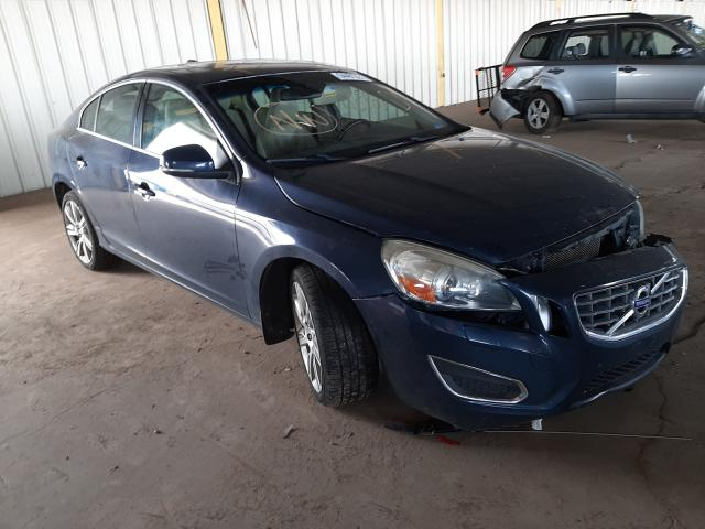 Salvage cars for sale from Copart Phoenix, AZ: 2012 Volvo S60 T6