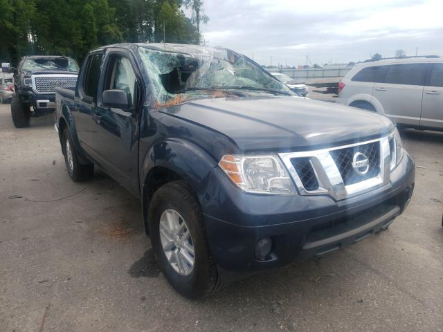 Salvage cars for sale from Copart Dunn, NC: 2019 Nissan Frontier S
