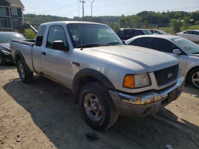 Vehiculos salvage en venta de Copart Madison, WI: 2001 Ford Ranger SUP