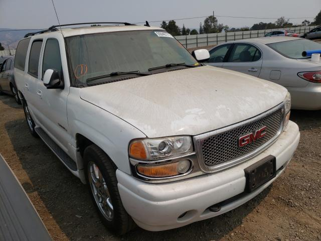 Salvage cars for sale from Copart San Martin, CA: 2006 GMC Yukon XL D
