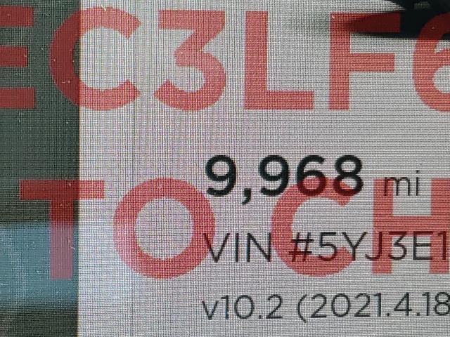 2020 TESLA MODEL 3, 5YJ3E1EC3LF****** - 8