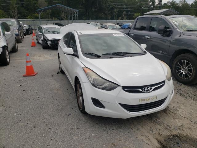 2011 Hyundai Elantra GL en venta en Savannah, GA
