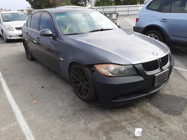 Vehiculos salvage en venta de Copart Rancho Cucamonga, CA: 2007 BMW 328 I