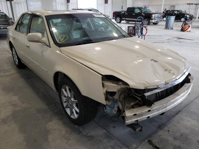 Cadillac Vehiculos salvage en venta: 2010 Cadillac DTS Luxury