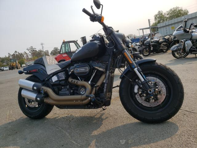 Salvage cars for sale from Copart Martinez, CA: 2018 Harley-Davidson Fxfbs FAT