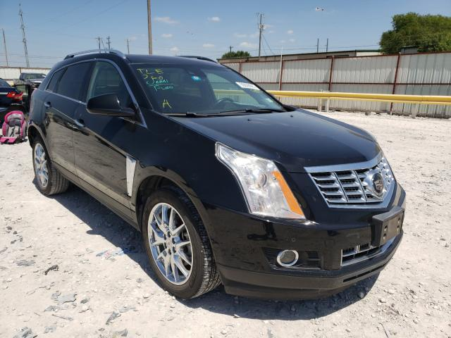 Salvage cars for sale from Copart Haslet, TX: 2014 Cadillac SRX Premium