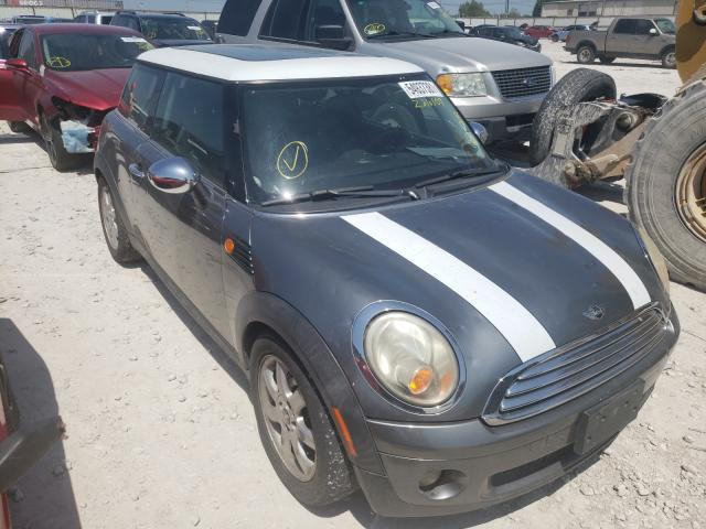 Salvage cars for sale at Haslet, TX auction: 2010 Mini Cooper