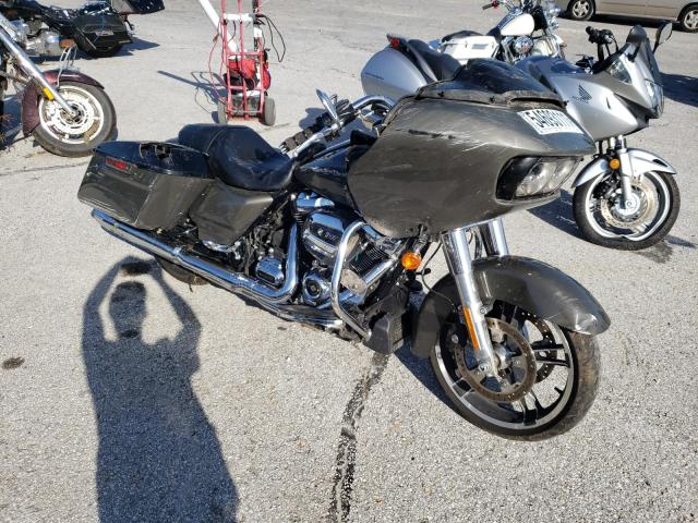 Salvage motorcycles for sale at Rogersville, MO auction: 2019 Harley-Davidson Fltrx