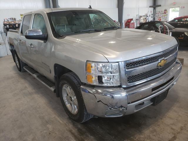 Chevrolet salvage cars for sale: 2012 Chevrolet Silverado