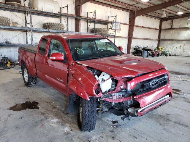 Salvage cars for sale from Copart Eldridge, IA: 2014 Toyota Tacoma Prerunner