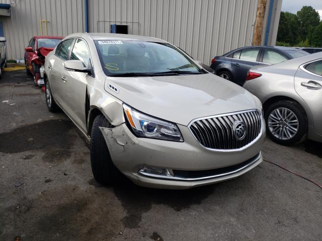 Salvage cars for sale from Copart Memphis, TN: 2015 Buick Lacrosse