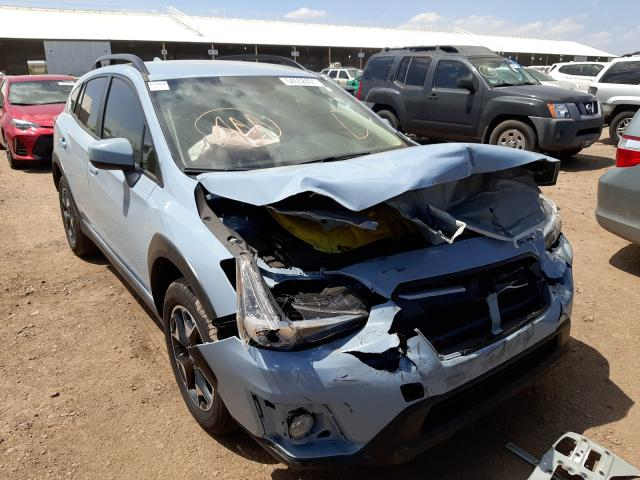 Subaru salvage cars for sale: 2019 Subaru Crosstrek