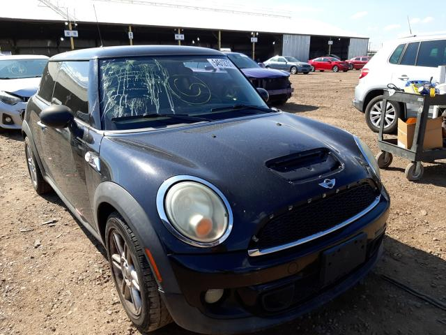 Salvage cars for sale from Copart Phoenix, AZ: 2011 Mini Cooper S
