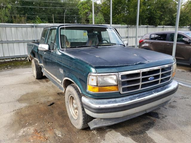 Ford F150 salvage cars for sale: 1993 Ford F150