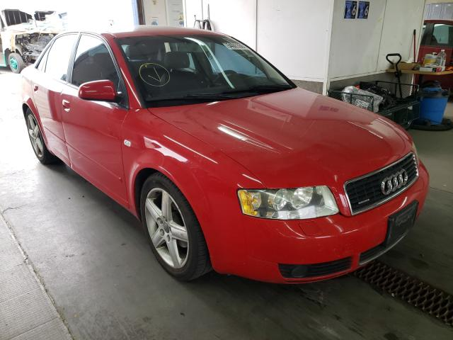 Salvage cars for sale from Copart Pasco, WA: 2005 Audi A4 1.8T Quattro