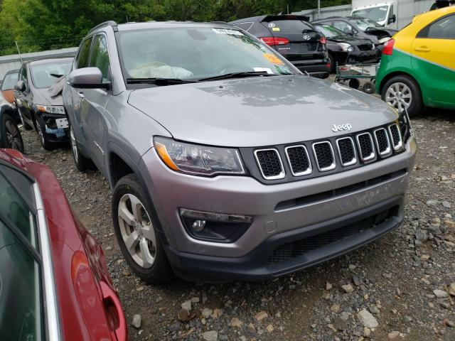 Salvage cars for sale from Copart Pennsburg, PA: 2020 Jeep Compass LA