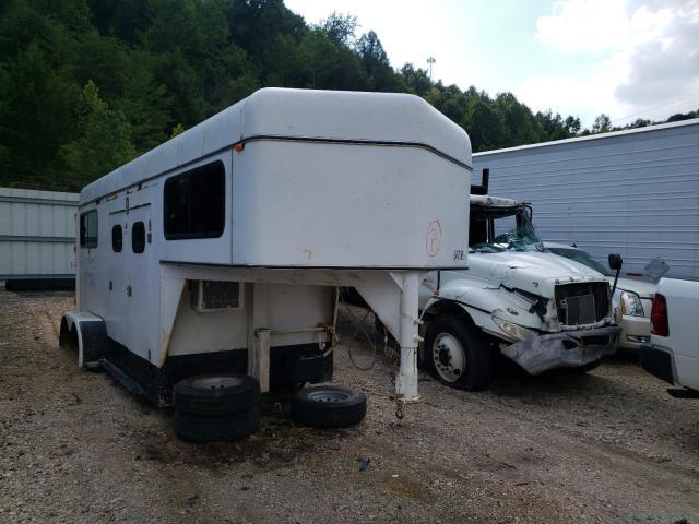 1996 Trail King Horse en venta en Hurricane, WV