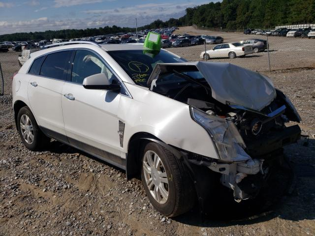 Salvage cars for sale from Copart Gainesville, GA: 2012 Cadillac SRX Luxury
