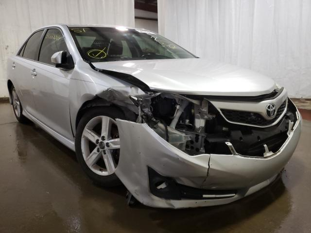 Salvage cars for sale from Copart Central Square, NY: 2014 Toyota Camry L