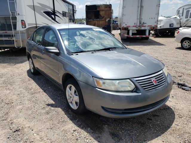 Salvage cars for sale at Tucson, AZ auction: 2006 Saturn Ion Level